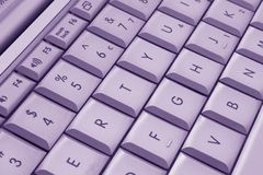 πληκτρολόγιο Στοκ εικόνα με δικαίωμα ελεύθερης χρήσης