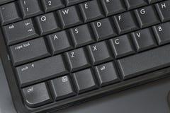 Πληκτρολόγιο lap-top στοκ φωτογραφία