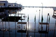 πλημμυρίζοντας Ταϊλάνδη Στοκ Φωτογραφίες
