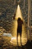 πλημμυρίστε το καλοκαίρ&i Στοκ φωτογραφίες με δικαίωμα ελεύθερης χρήσης
