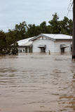 πλημμυρισμένη ασφαλιστι&kapp στοκ εικόνες