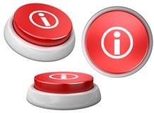 πληροφορίες κουμπιών Στοκ εικόνα με δικαίωμα ελεύθερης χρήσης