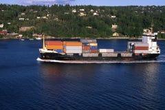 πλοίο μεταφοράς τυποπο&iot Στοκ Φωτογραφία
