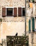 Πλοκή πόλεων dubrovnik Κροατία στοκ εικόνες με δικαίωμα ελεύθερης χρήσης