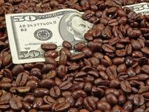 πλούσιοι καφέ Στοκ εικόνα με δικαίωμα ελεύθερης χρήσης