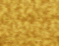 Πλούσιο χρυσό υπόβαθρο σύστασης φύλλων αλουμινίου στοκ φωτογραφίες με δικαίωμα ελεύθερης χρήσης