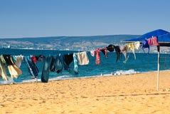 Πλυμένα ενδύματα Στοκ φωτογραφία με δικαίωμα ελεύθερης χρήσης