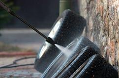 Πλυντήρια πίεσης Στοκ εικόνες με δικαίωμα ελεύθερης χρήσης