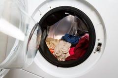 πλυντήριο ενδυμάτων Στοκ Εικόνες