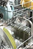 πλυντήριο πιάτων πιάτων Στοκ φωτογραφία με δικαίωμα ελεύθερης χρήσης
