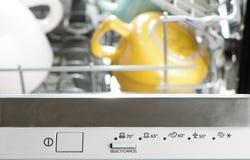 πλυντήριο πιάτων Στοκ εικόνες με δικαίωμα ελεύθερης χρήσης