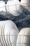 πλυντήριο πιάτων Στοκ Φωτογραφίες