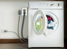 Πλυντήριο ρούχων Στοκ εικόνες με δικαίωμα ελεύθερης χρήσης