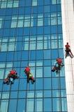 Πλυντήριο Windows Στοκ φωτογραφία με δικαίωμα ελεύθερης χρήσης