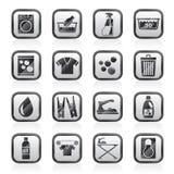πλύση μηχανών πλυντηρίων ει&kapp ελεύθερη απεικόνιση δικαιώματος