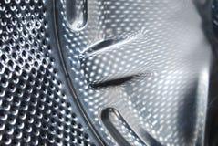 πλύση μηχανών τυμπάνων Στοκ εικόνες με δικαίωμα ελεύθερης χρήσης
