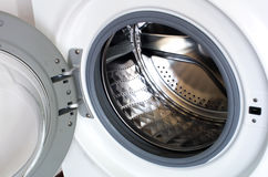 πλύση μηχανών Στοκ φωτογραφίες με δικαίωμα ελεύθερης χρήσης
