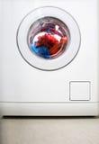 πλύση μηχανών Στοκ εικόνες με δικαίωμα ελεύθερης χρήσης