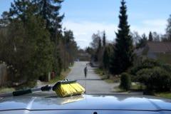 πλύση 10 αυτοκινήτων Στοκ εικόνες με δικαίωμα ελεύθερης χρήσης