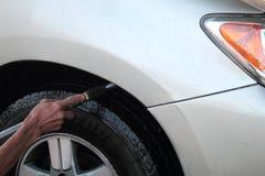 Πλύσιμο αυτοκινήτων υψηλού καθαρισμού στοκ φωτογραφία με δικαίωμα ελεύθερης χρήσης