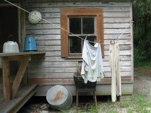 πλύσιμο ημέρας Στοκ Εικόνα