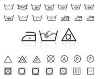 πλύσιμο σημαδιών Στοκ εικόνα με δικαίωμα ελεύθερης χρήσης