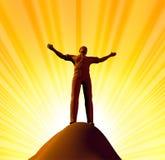 πνευματικότητα πεποίθηση Στοκ φωτογραφίες με δικαίωμα ελεύθερης χρήσης