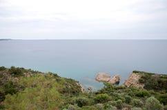 πνεύμα θάλασσας πανιών περιπέτειας κάτω στοκ φωτογραφία με δικαίωμα ελεύθερης χρήσης