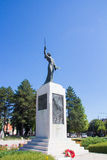 Πνεύμα μνημείων Lovcen (vila Lovcenska) σε Cetinje, Μαυροβούνιο στοκ εικόνες