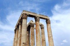πνεύμα της Αθήνας Στοκ Φωτογραφία