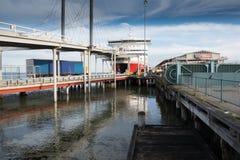 Πνεύμα της Τασμανίας Ι στο λιμένα Μελβούρνη Αυστραλία Στοκ Φωτογραφίες