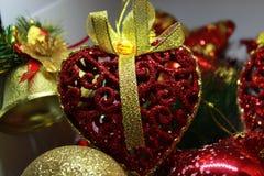 Πνεύμα, χαιρετισμοί και χαρά Χριστουγέννων Στοκ Εικόνες