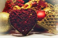 Πνεύμα, χαιρετισμοί και χαρά Χριστουγέννων Στοκ Εικόνα