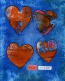 ποίηση αγάπης Στοκ Εικόνες