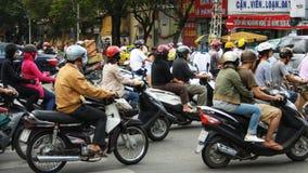 Ποδήλατα του Βιετνάμ στοκ φωτογραφία