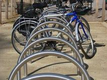 ποδήλατα Στοκ εικόνα με δικαίωμα ελεύθερης χρήσης