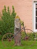 ποδήλατο βικτοριανό Στοκ Εικόνα