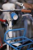 Ποδήλατο με το φανάρι Στοκ φωτογραφία με δικαίωμα ελεύθερης χρήσης