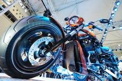 Ποδήλατο μηχανών του Harley Στοκ Φωτογραφίες
