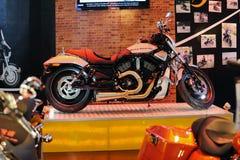 Ποδήλατο μηχανών Harley Στοκ φωτογραφία με δικαίωμα ελεύθερης χρήσης