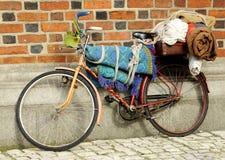ποδήλατο παλαιό Στοκ εικόνα με δικαίωμα ελεύθερης χρήσης