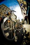 ποδήλατο Παρίσι Στοκ φωτογραφία με δικαίωμα ελεύθερης χρήσης
