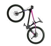 Ποδήλατο που απομονώνεται οδικό στοκ εικόνες