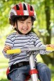 ποδηλάτης λίγα Στοκ φωτογραφία με δικαίωμα ελεύθερης χρήσης