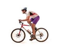 ποδηλάτης Στοκ Εικόνα