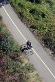 ποδηλάτης Στοκ εικόνα με δικαίωμα ελεύθερης χρήσης