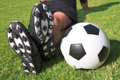 ποδοσφαιριστής σφαιρών στοκ εικόνες με δικαίωμα ελεύθερης χρήσης