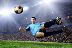 ποδοσφαιριστής Στοκ φωτογραφίες με δικαίωμα ελεύθερης χρήσης