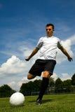 Ποδοσφαιριστής Στοκ Εικόνα