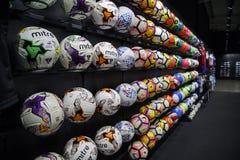 ποδόσφαιρα Στοκ Φωτογραφίες